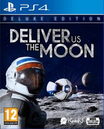 Deliver Us the Moon Deluxe Edition PS4