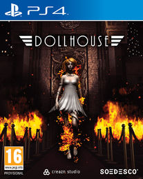Dollhouse PS4 kansikuva