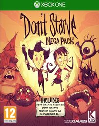 Don't Starve Mega Pack Xbox One pelin kansi