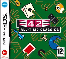 42 All-Time Classics Nintendo DS