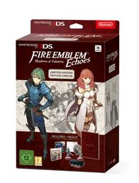Fire Emblem Echoes Shadows of Valentia Limited Edition (käytetty)