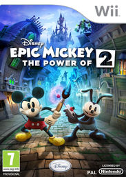 Epic Mickey 2: The Power of Two Wii