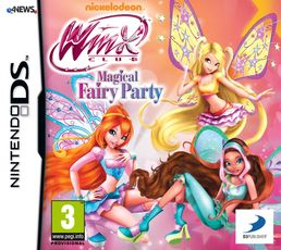 Winx: Magical Fairy Party Nintendo DS
