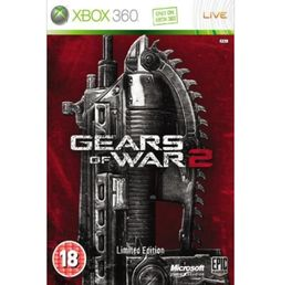 Gears of War 2  Limited Edition Xbox 360 (käytetty)