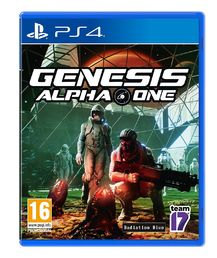 Genesis Alpha One PS4 kansikuva