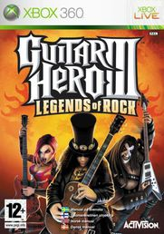 Guitar Hero 3: Legends of Rock Xbox 360
