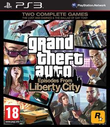 Grand Theft Auto IV: Episodes From Liberty City PS3