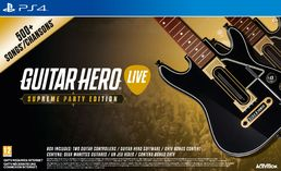 Guitar Hero Live: Supreme Party Edition PS4