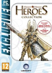 Heroes of Might & Magic Collection PC