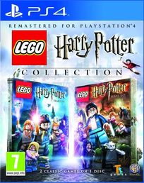 Lego Harry Potter Collection Years 1-7 PS4 kansikuva