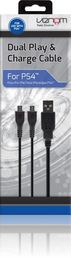 Dual Charge & Play Cable PS4