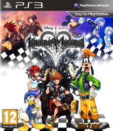Kingdom Hearts HD 1.5 ReMIX Limited Edition PS3