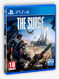 The Surge 2 PS4 kansikuva