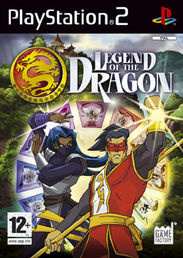 Legend of the Dragon PS2
