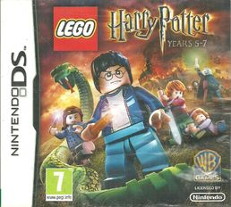 LEGO Harry Potter: Years 5-7 Nintendo DS