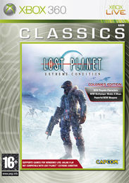 Lost Planet Extreme Condition Colonies Edition Classics Xbox 360