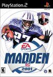 Madden NFL 2001 PS2
