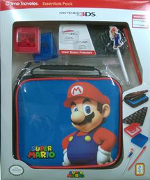 Super Mario Essentials Pack 3DS XL
