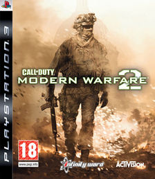 Call of Duty: Modern Warfare 2 Platinum PS3