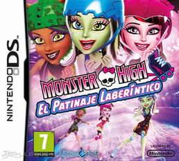 Monster High Skultimate Roller Maze DS