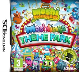 Moshi Monsters: Theme Park DS