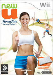 New U: Fitness First Personal Trainer Wii