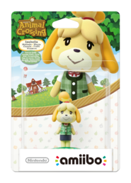 amiibo Animal Crossing Isabelle Summer Outfit hahmo
