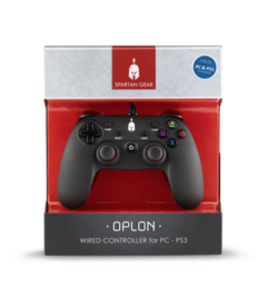 Spartan Gear Wired Controller PC/PS3