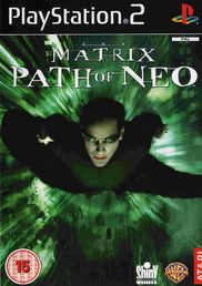 The Matrix: Path of Neo PS2