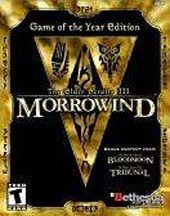 Elder Scrolls 3: Morrowind Game of the Year Exclusive PC