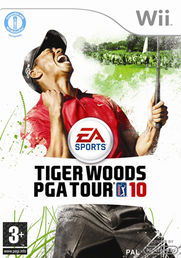 Tiger Woods PGA Tour 10 Wii