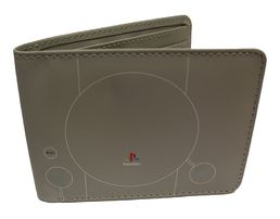Playstation 1 Console (Grey) Bifold Wallet