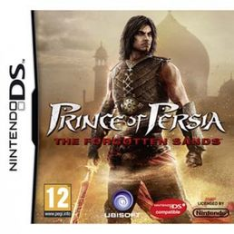 Prince of Persia: The Forgotten Sands Nintendo DS