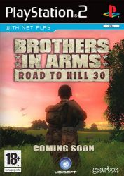 Brothers in Arms: Road to Hill 30 PS2