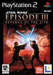 Star Wars 3: Revenge of the Sith Platinum PS2