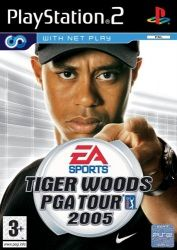 Tiger Woods PGA Tour 2005 Platinum PS2