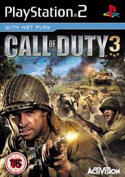 Call of Duty 3 PS2