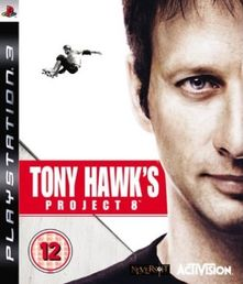 Tony Hawk´s Project 8 PS3