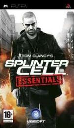 Splinter Cell Essentials PSP