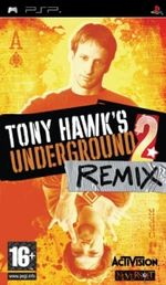 Tony Hawk Underground 2 Remix PSP