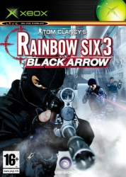 Rainbow Six 3: Black Arrow Xbox