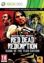 Red Dead Redemption GOTY Xbox 360