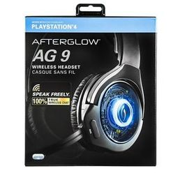 Afterglow AG9 Wireless Headset PS4 Box