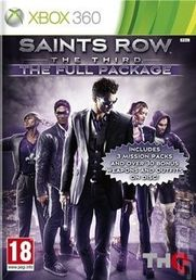 Saint's Row: The Third: The Full Package Xbox 360