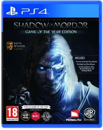Middle-Earth: Shadow of Mordor GOTY PS4