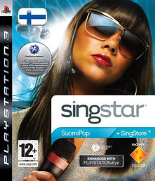 Singstar Suomipop PS3