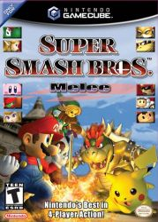 Super Smash Bros. Melee Player´s Choice Gamecube