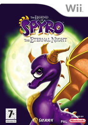 The Legend of Spyro: The Eternal Night Wii