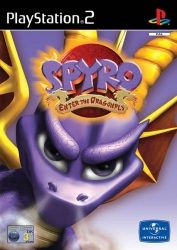 Spyro: Enter the Dragonfly PS2