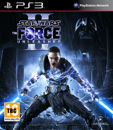 Star Wars: Force Unleashed II PS3